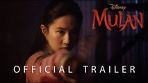 Mulan Official Trailer (2020) Yifei Liu Action Movie