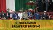 Kenyans unsure of Uhuru backing Ruto| Mudavadi recounts broken UhuRuto deal| Tea farmers' sad Christmas: Your Breakfast Briefing
