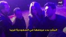 فيديو جراف| مايا دياب تثير الجدل قراءة الفاتحة وصلاة المسيحيين