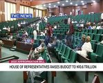 House of Reps raise 2020 budget to N10.6tn