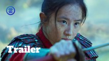 Mulan Trailer #1 (2020) Yifei Liu, Jet Li Action Movie HD