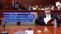 George Zimmerman Sues Family of Trayvon Martin for $100 Million