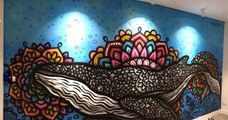 Danilo Roots, un artiste qui peint de sublimes fresques sur les murs