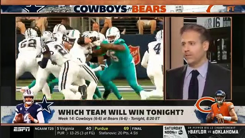 first take recap full show 12/5/19