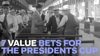 7 Value Bets for the Presidents Cup