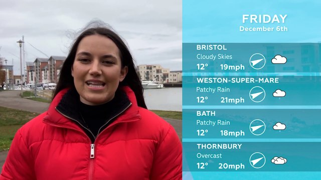 WEATHER: December 6th 2019