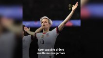 Foot - Ballon d'Or France Football 2019 : Rapinoe «J'ai réalisé quelque chose de spécial»