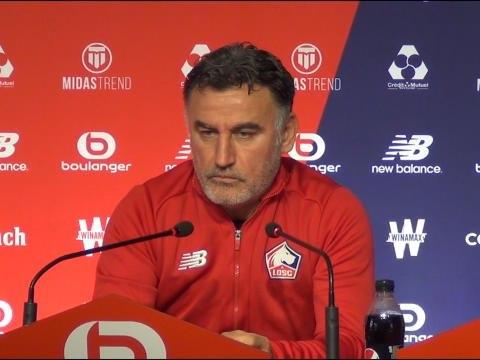 "17e j. - Galtier : ""Ca commence à prendre tournure avec Renato Sanches"""
