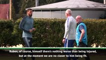 Lampard worried by latest Loftus-Cheek injury setback
