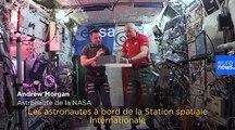 Ask Our Astronaut | Les astronautes à bord de l'ISS sont-ils surveillés en permanence?