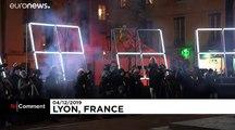 آغاز شبهای «جشن نور» در شهر لیون فرانسه