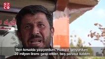 MSB Twitter'dan paylaştı: Türk ordusu sayesinde kurtulduk