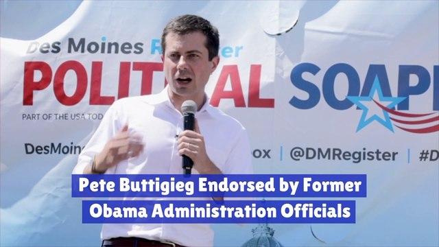 Who Endorsed Pete Buttigieg
