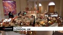Mézeskalácsváros készült Londonban