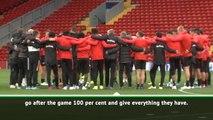 'Salzburg have nothing to lose' - Marsch on Liverpool clash