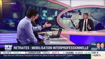 Retraites: mobilisation interprofessionnelle - 05/12