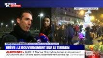 """Story 4: """"La stratégie du gouvernement, c'est de construire cette réforme avec les syndicats"""", Jean-Baptiste Djebari - 05/12"""