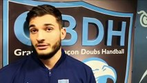 Besançon : Tino Franic enthousiaste avant GBDH - Aix-en-Provence
