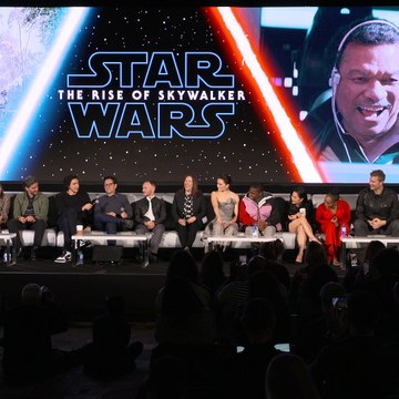 Star Wars The Rise of Skywalker Press Conference Part 2