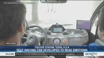 Self-Driving Car Developed to Read Emotions