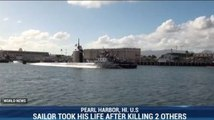 Sailor Took His Life After Killing 2 Others