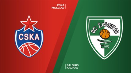 EuroLeague 2019-20 Highlights Regular Season Round 12 video: CSKA 85-82 Zalgiris