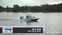 Boat Buyers Guide: 2020 Sea Pro 248 DLX Bay