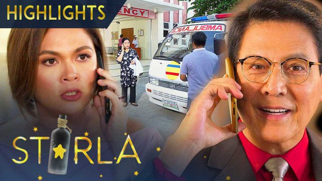 Robert stops Teresa's medical mission | Starla