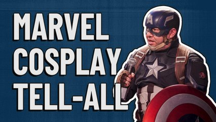 Marvel Avengers cosplay interview: It's more than going to Cons