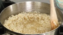 Tips From The Test Kitchen: Secret To Creamy Risotto