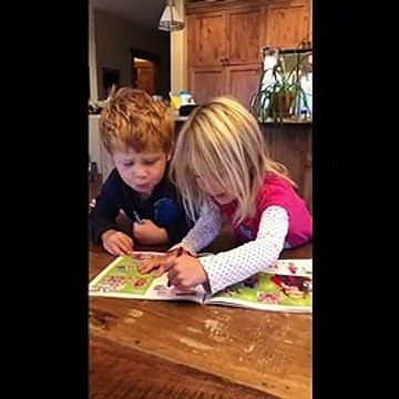 'This one, and this one' Colorado girl wants EVERYTHING in toy catalogue