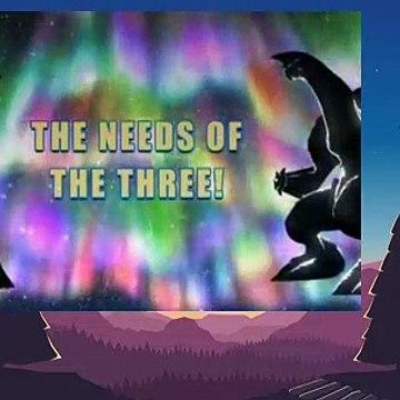 Pokemon S12E46 The Needs of Three