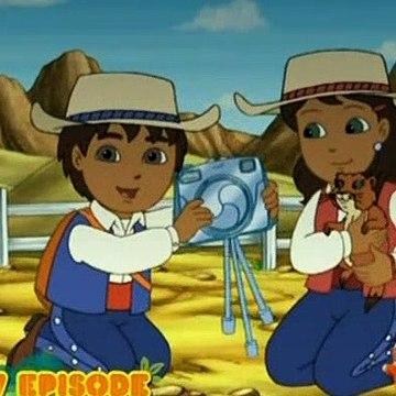 Go Diego Go S02E06 Panchita the Prairie Dog-Indi