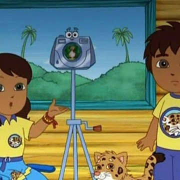 Go Diego Go S02E08 Baby Jaguars Lost Growl-Indi