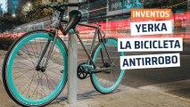 [CH] Yerka, la bicicleta que vuelve locos a los ladrones