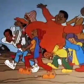 Fat Albert E019 (What Does Dad Do)