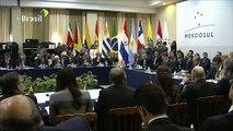 Bolsonaro planta bandera en Mercosur antes de la asunción de Fernández en Argentina