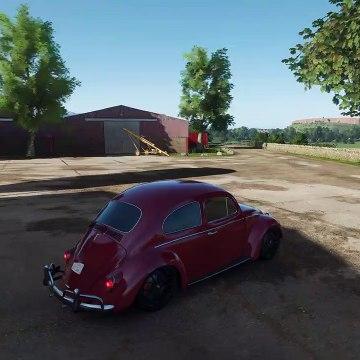 Forza Horizon 4 - 160HP VOLKSWAGEN BEETLE - Test Drive - 1080p60FPS