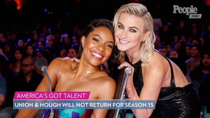 NBC Launching Investigation Into 'America's Got Talent' After '5-Hour' Meeting with Gabrielle Union