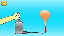Learn To Count 0 To 10 Numbers with Balloons- Cartoon Video  Dido Kids TV