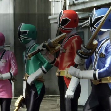 Power Rangers - 19x09 - Runaway Spike
