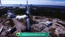 SpaceX leva nova missão ao espaço