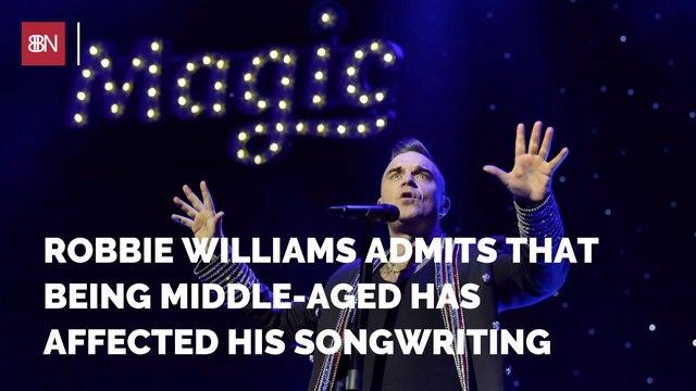 Robbie Williams' Songwriting Skills