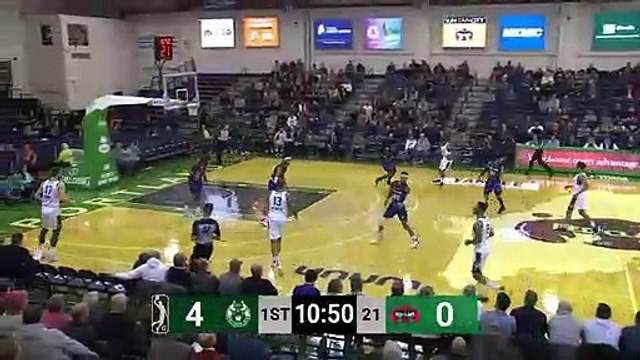 Frank Mason (25 points) Highlights vs. Maine Red Claws