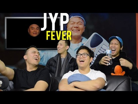 "JYP got that hot ""FEVER"" (MV Reaction)"