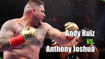 Andy Ruiz vs. Anthony Joshua