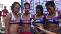 PH women's beach volleyball team cites heat training as advantage