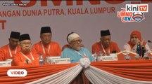 Kehadiran pertama kali 'Tuan Guru' di pentas UMNO
