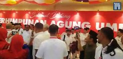 Najib 'Bosku' dan penyokong berpisah tiada