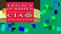 Legacy of Ashes: The History of the CIA  Review